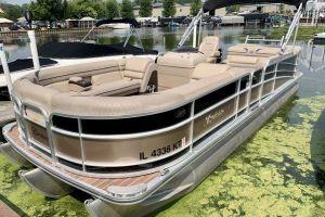 2015 BERKSHIRE PONTOONS 250CLTT for sale