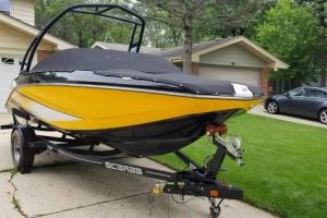 2014 SCARAB 195 HO for sale