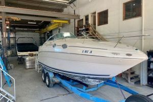 2001 SEA RAY 240 SUNDANCER for sale