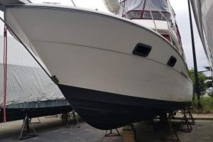 1981 CARVER 3007 AFT CABIN for sale