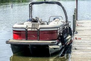 2015 BENNINGTON 2375 GCWA for sale