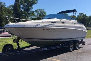 1996 SEA RAY 240 SUNDANCER for sale