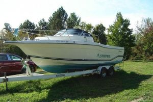 1996 SEASWIRL 2600WA for sale