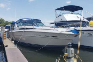 1987 SEA RAY 390EXPRESS for sale