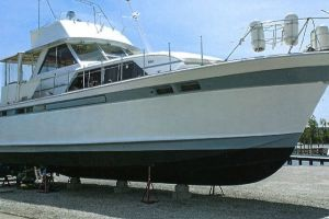 1972 CHRIS CRAFT 47 COMMANDER for sale