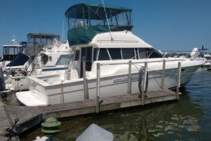 1996 SILVERTON 41 CONVERTIBLE for sale
