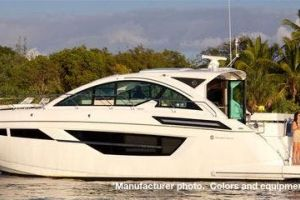 2021 CRUISERS YACHTS 50CANTIUS for sale