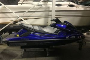 2013 YAMAHA FZR FX HO for sale