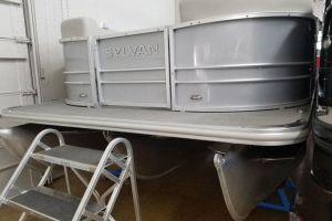 2020 SYLVAN 8522MIRAGECLZTT for sale