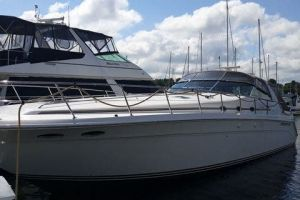 1997 SEA RAY 50' SUNDANCER for sale