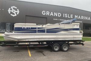 2010 MANITOU 22 OASIS for sale