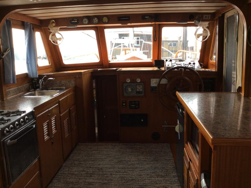 1977 Cheoy Lee boat for sale, model of the boat is Europa  & Image # 23 of 26
