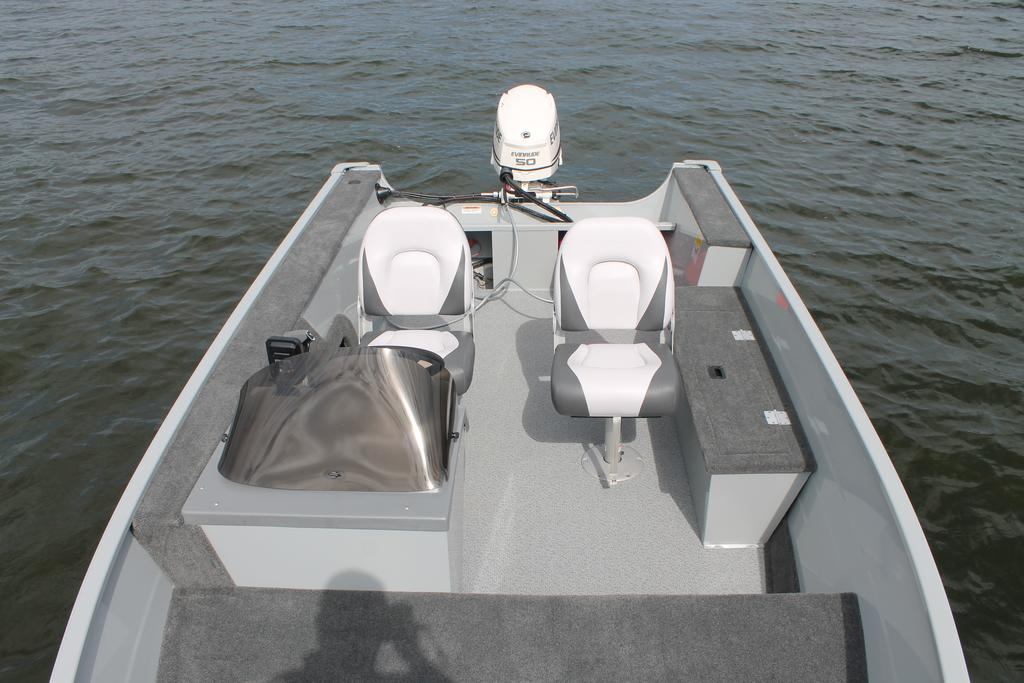 2016 Starcraft boat for sale, model of the boat is Select 160 & Image # 3 of 5