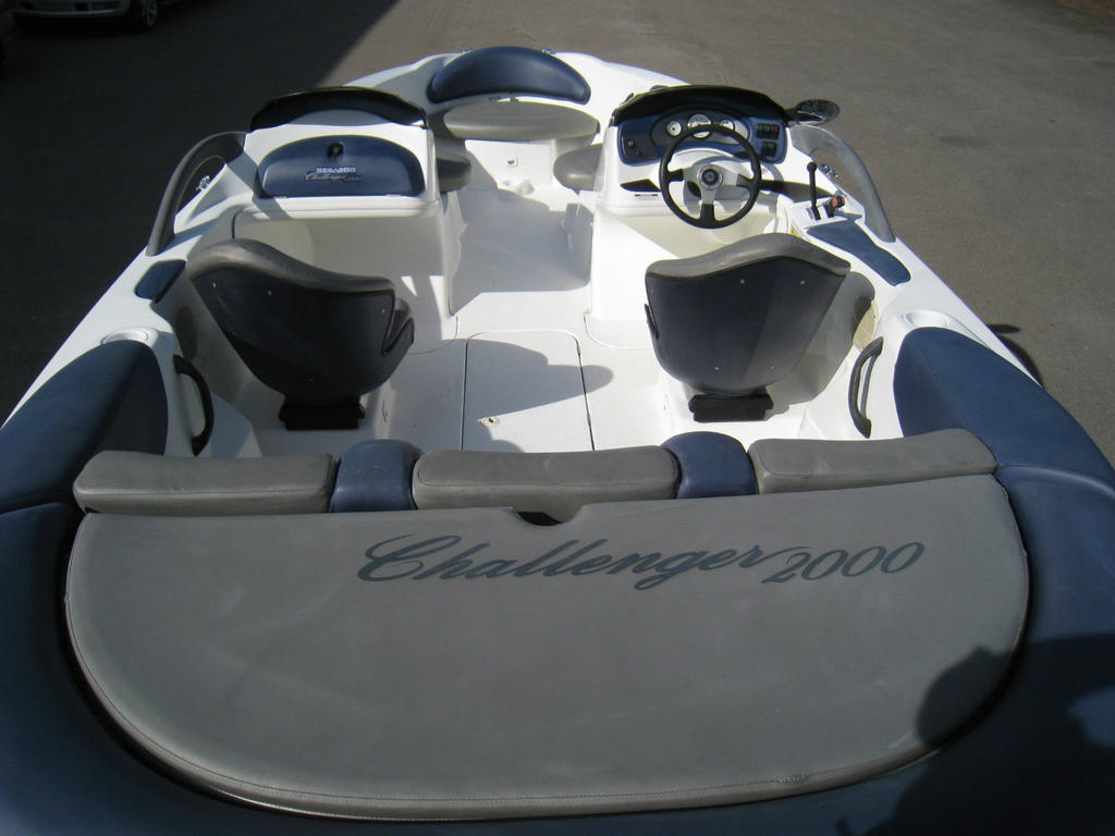 2001 Sea Doo Sportboat boat for sale, model of the boat is CHALLENGER & Image # 13 of 24