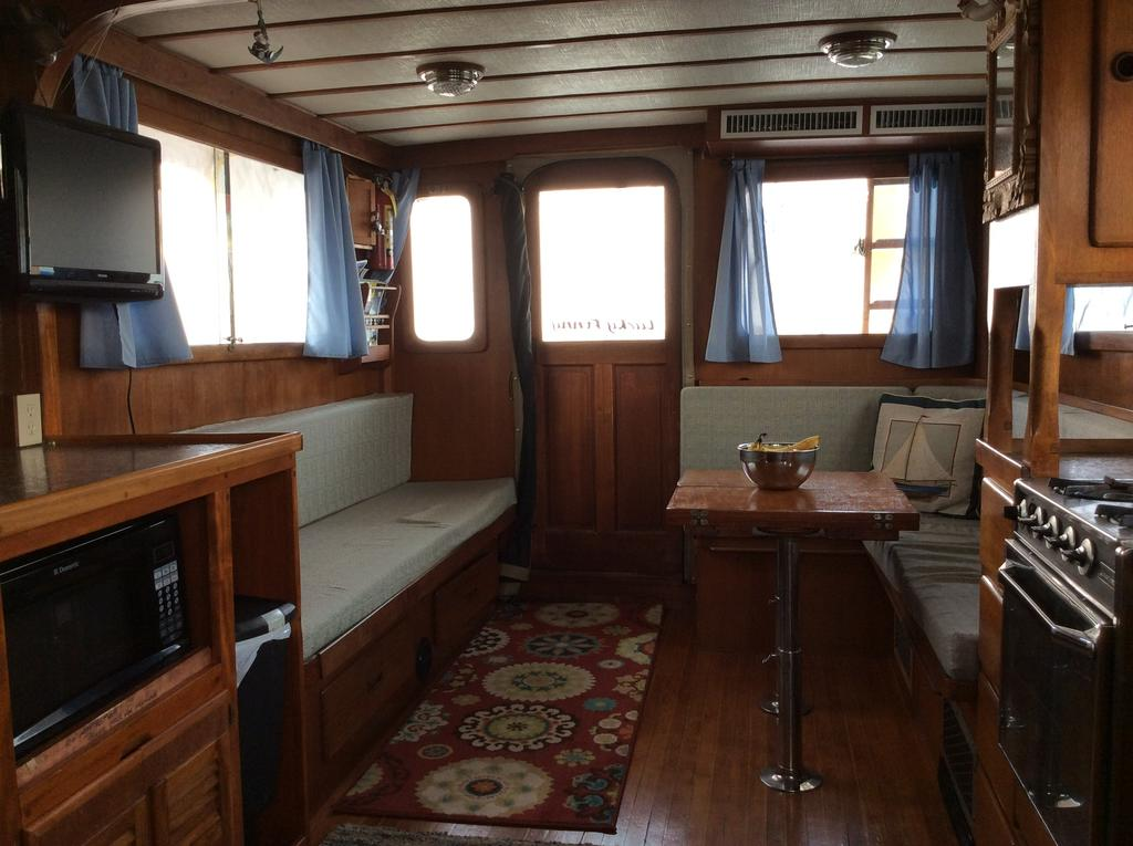 1977 Cheoy Lee boat for sale, model of the boat is Europa  & Image # 18 of 26