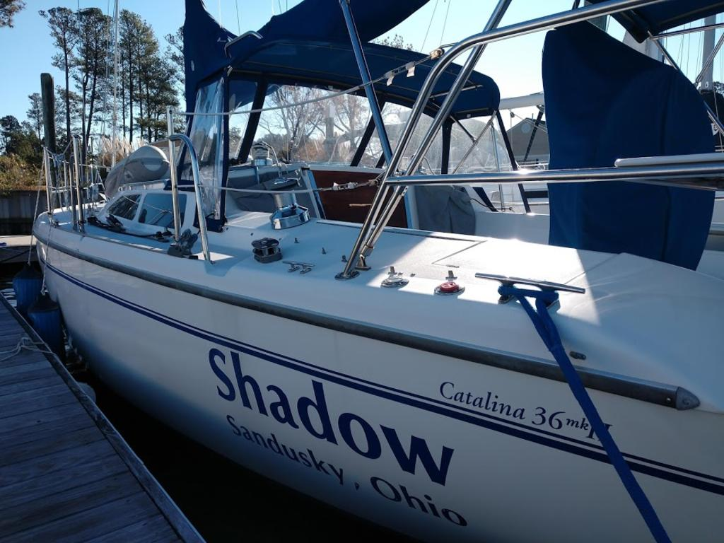 2000 Catalina Yachts Cruiser Series boat for sale, model of the boat is 36 MKII & Image # 12 of 12