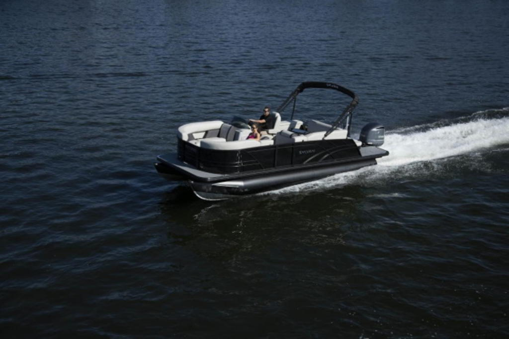 2021 Sylvan boat for sale, model of the boat is Sylvan Mirage X-3 CLZ Tri-Toon & Image # 1 of 1
