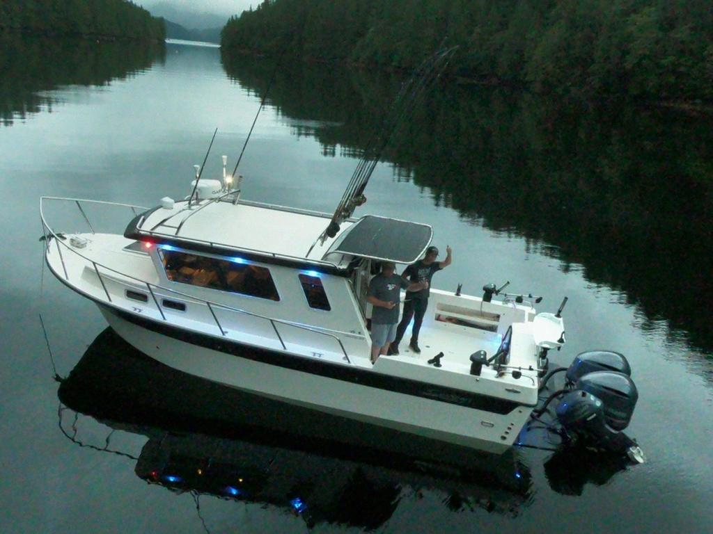 2018 Seasport boat for sale, model of the boat is COMMANDER 2800 & Image # 76 of 156
