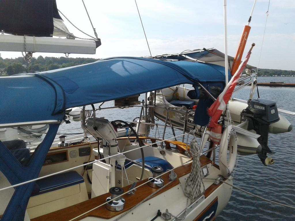 1986 Bayfield Yachts boat for sale, model of the boat is 36 & Image # 2 of 17