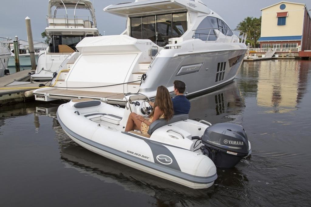 2018 Walker Bay boat for sale, model of the boat is Generation 360 Deluxe & Image # 4 of 10