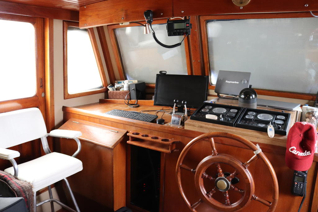 1981 Sea Ranger boat for sale, model of the boat is Pilot House & Image # 21 of 24