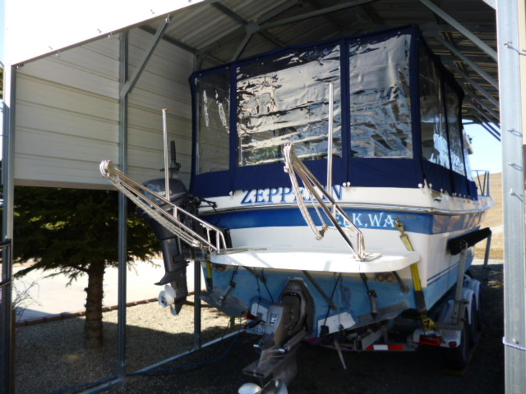 1999 Skagit Orca boat for sale, model of the boat is 27XLC & Image # 10 of 27