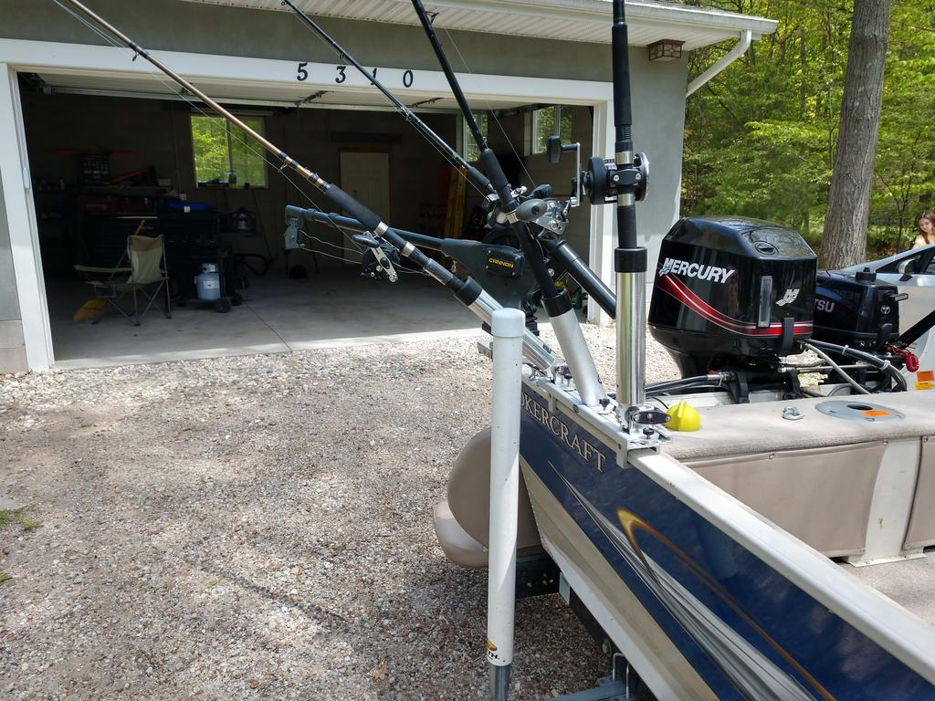 2008 Smoker Craft boat for sale, model of the boat is 161 Pro Angler & Image # 2 of 11