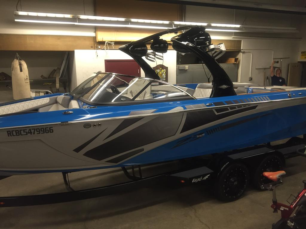 2016 Tige boat for sale, model of the boat is Z3 & Image # 1 of 6