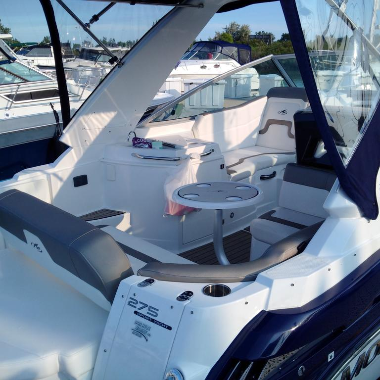 2018 Monterey boat for sale, model of the boat is 275SY & Image # 5 of 27