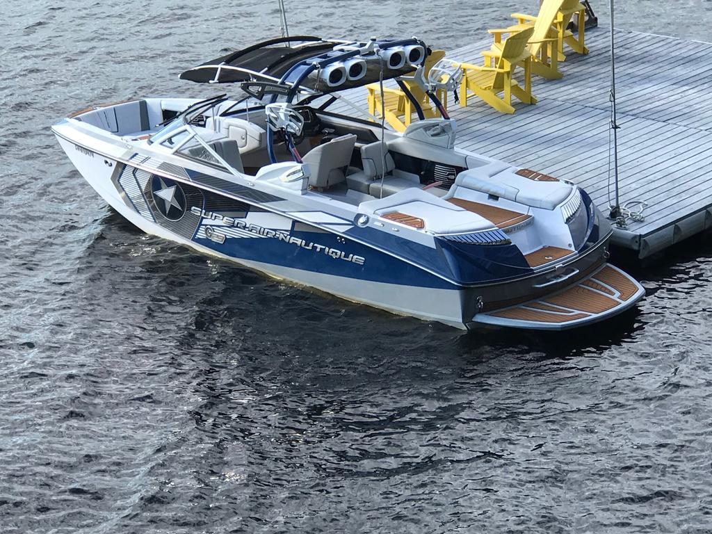2013 Nautique boat for sale, model of the boat is Super Air Nautique G23 Team Edition & Image # 3 of 14