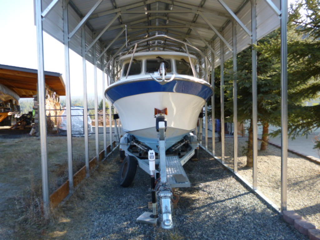 1999 Skagit Orca boat for sale, model of the boat is 27XLC & Image # 2 of 27