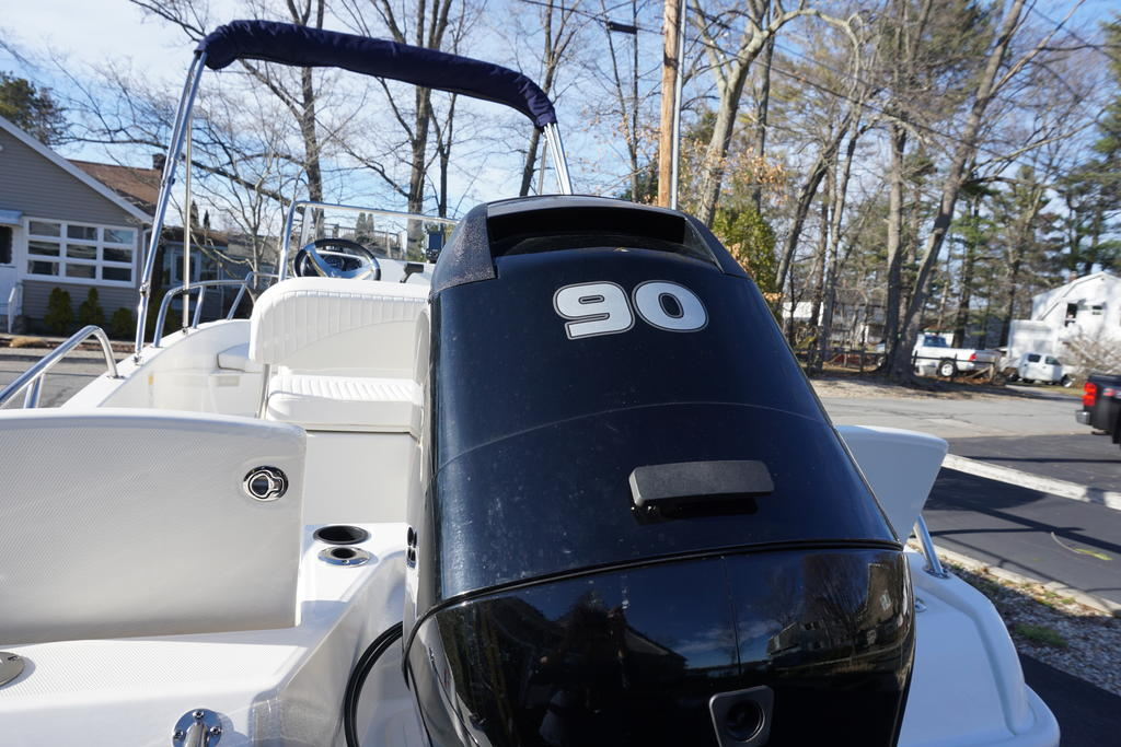 2014 Boston Whaler boat for sale, model of the boat is 170 Dauntless & Image # 7 of 7