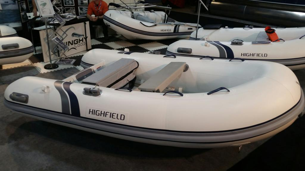 For Sale: 2018 Highfield Classic 290 N 9ft<br/>Co2 Inflatable Boats - Oakville