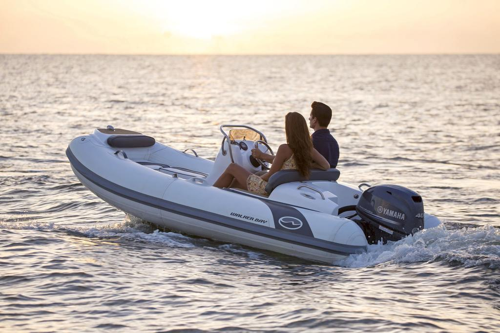 2018 Walker Bay boat for sale, model of the boat is Generation 360 Deluxe & Image # 2 of 10