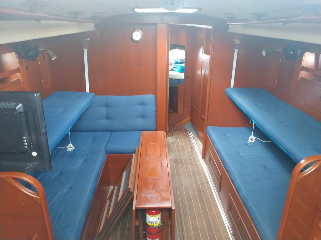 1984 Hallberg-Rassy boat for sale, model of the boat is 38 & Image # 3 of 8