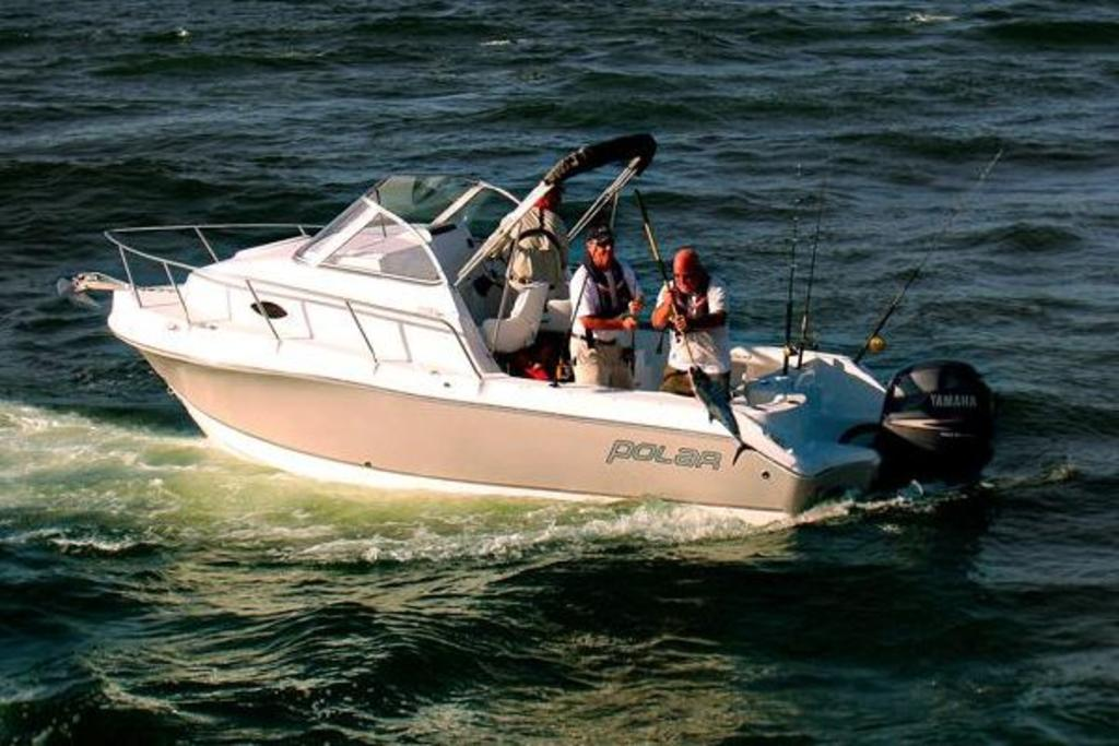 For Sale: 2006 Polar 2100 W 21ft<br/>Joel Dionne Yachts