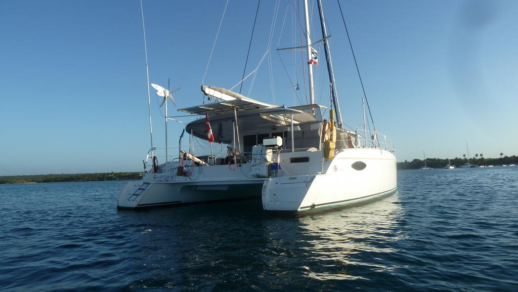 2007 Fountaine Pajot boat for sale, model of the boat is Orana & Image # 2 of 8