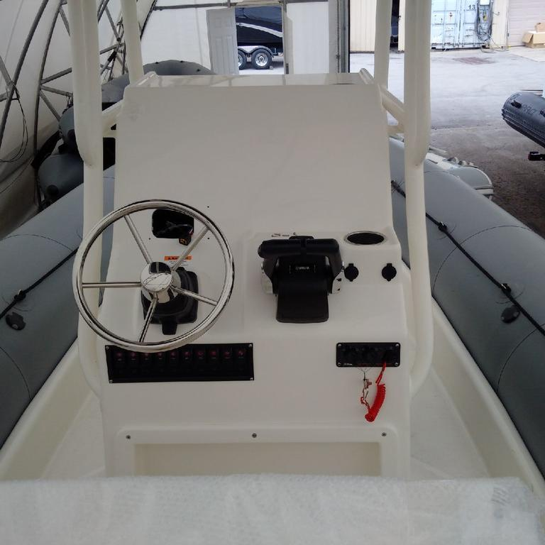 2018 Zodiac boat for sale, model of the boat is Pro 750 T Top & Image # 2 of 11