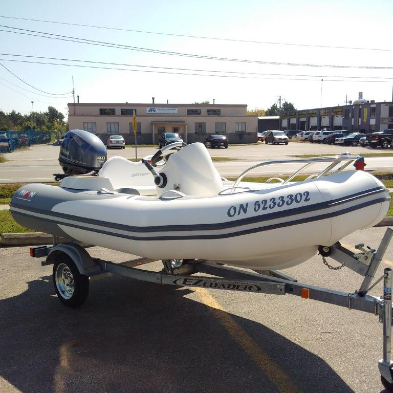 For Sale: 2016 Avon 340 Dl 11ft<br/>Co2 Inflatable Boats - Oakville
