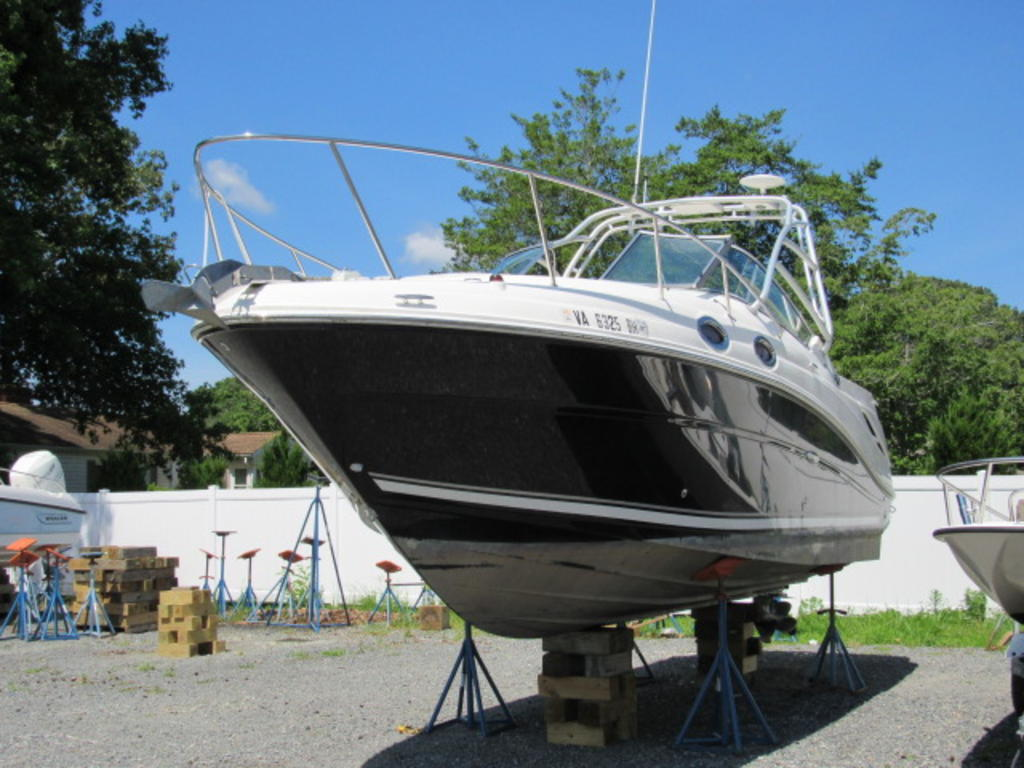 2006 Sea Ray boat for sale, model of the boat is 270 Amberjack & Image # 3 of 48