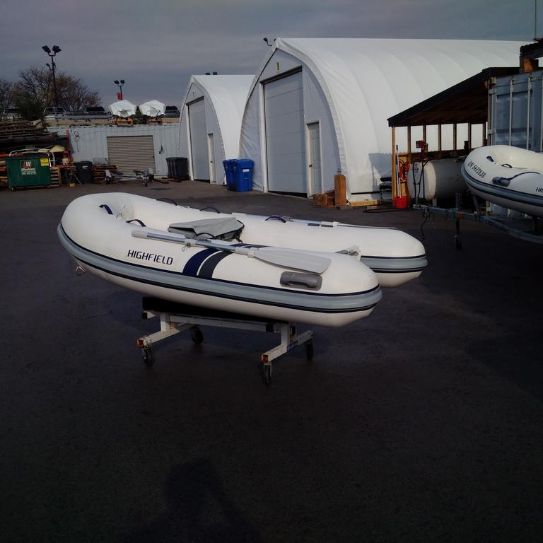 For Sale: 2016 Highfield Cl 260n 8ft<br/>Co2 Inflatable Boats - Oakville