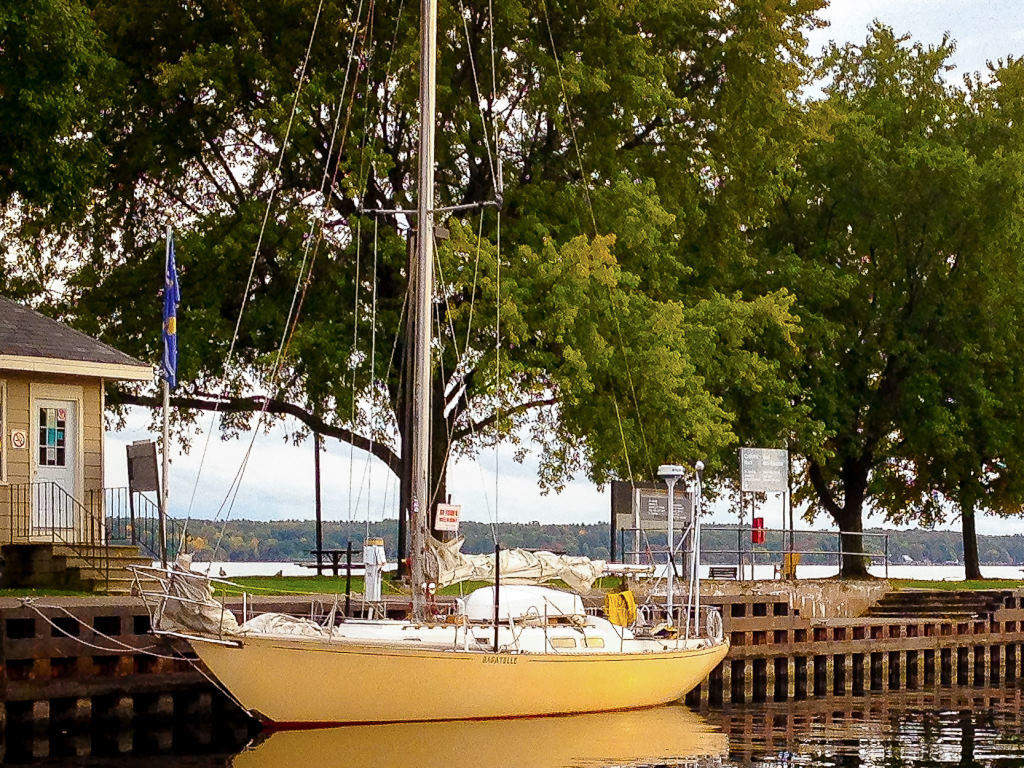 1969 C & C boat for sale, model of the boat is 41 Redline Sloop & Image # 1 of 10