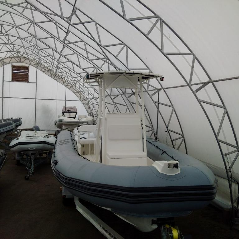 2018 Zodiac boat for sale, model of the boat is Pro 750 T Top & Image # 6 of 11