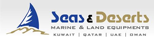 Seas & Deserts Logo