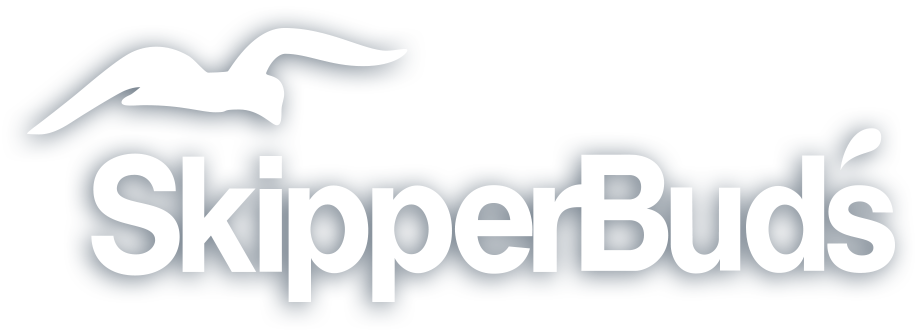 SkipperBud's - North Point Logo