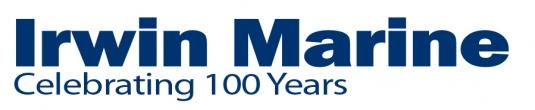 Irwin Marine - Hudson Logo