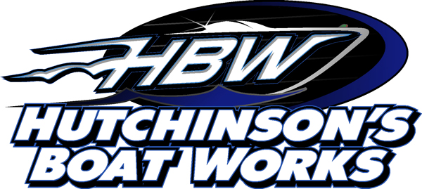 Hutchinson's Boat Works Logo