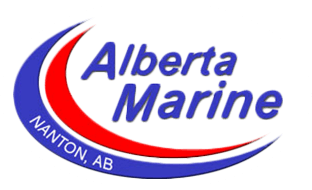 Alberta Marine Logo
