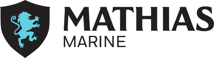 Mathias Marine Logo