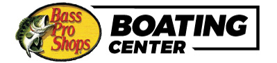 Bass Pro Shops Tracker Boating Center Denver Logo